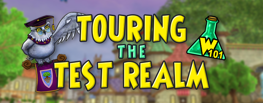 Test Realm Is Here Ravenwood Academy