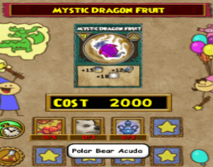 Mystic dragonfruit