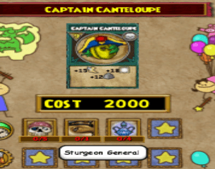 captain cantalope